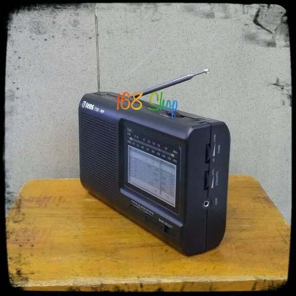 ... Radio tens TSR 909 9 Bands Receiver World Receiver