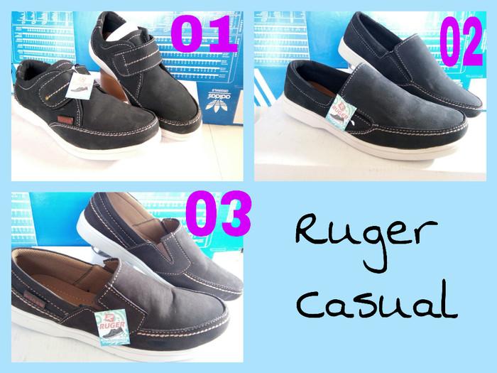 harga Sepatu casual ruger super trendy & stylish | best seller nasional Tokopedia.com