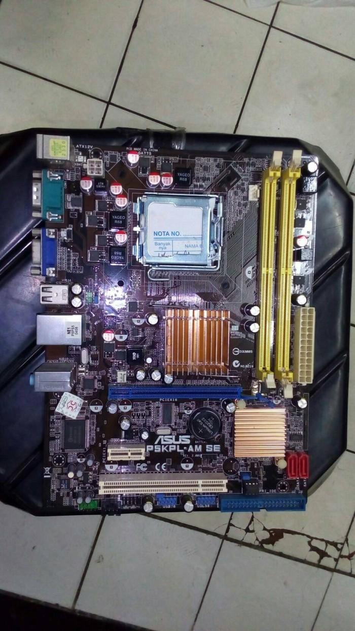Jual Manderboad Asus P5kpl Am Se G31 Soket 775 Zita Computer