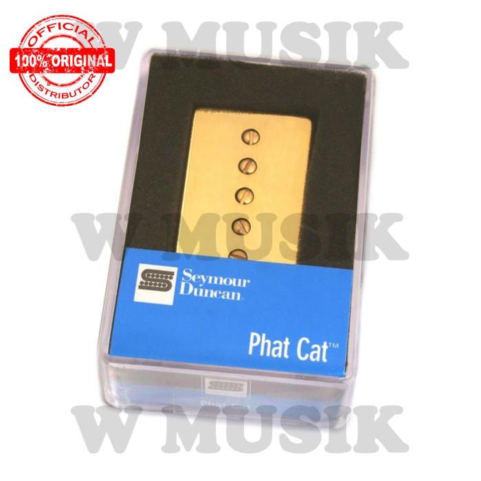 harga Seymour duncan pick-up gitar phat cat sph90-1b - gold Tokopedia.com