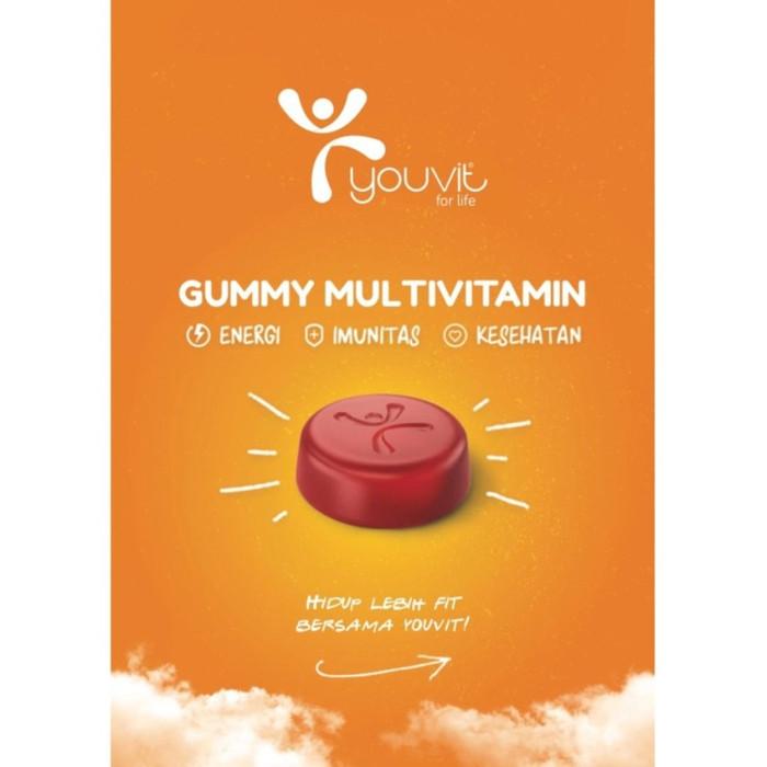 ... YOUVIT Gummy Multivitamin 1 Pack 7 Gummy