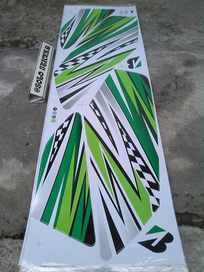 harga Striping sticker variasi motor yamaha rx king grafis -5 Tokopedia.com