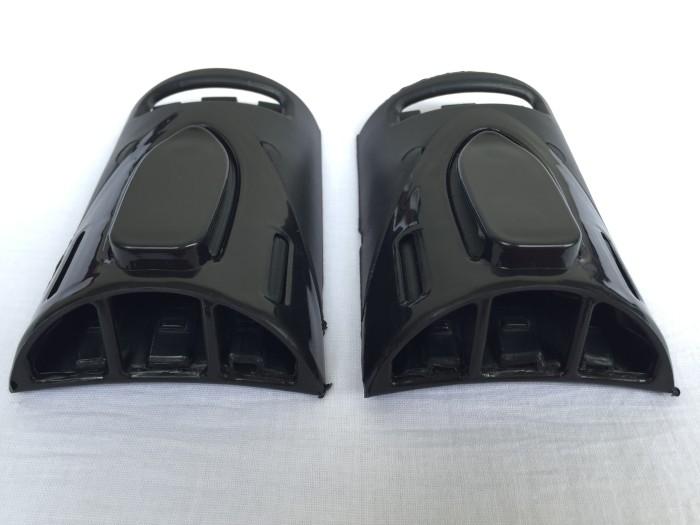 harga Ventilasi jaket motor honda cbr 150 / cbr 250rr / cbr 600 hitam Tokopedia.com