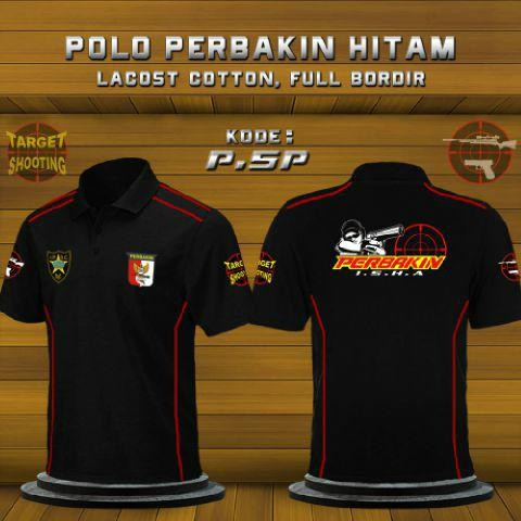 harga Polo shirt perbakin - baju kaos polo perbakin 3 Tokopedia.com