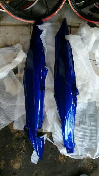 harga Cover body bodi yamaha jupiter z warna biru Tokopedia.com