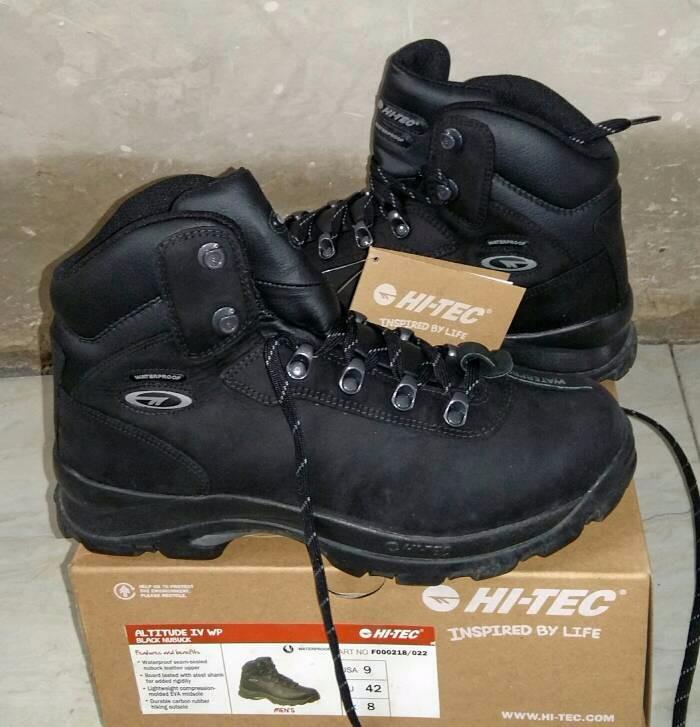 7d392d0ca08 Jual SALE Hi-Tec Altitude IV WP - DKI Jakarta - Argus Stuff | Tokopedia