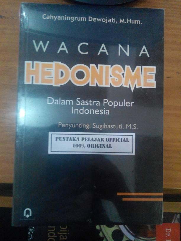 harga Buku wacana hedonisme / cahyaningrum dewojati / pp Tokopedia.com