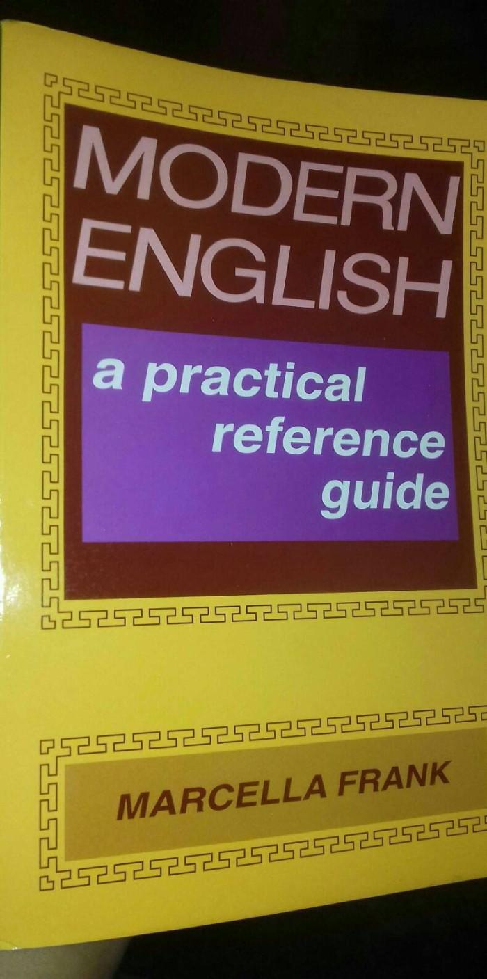 harga Modern english a practical reference guide Tokopedia.com