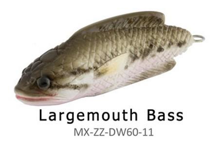 harga Lure mimix umpan pancing - dead walker 11 - largemouth bass Tokopedia.com