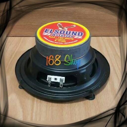 harga Speaker woofer elsound 6.5inch 150watt 8ohm magnet tebal boss.... Tokopedia.com