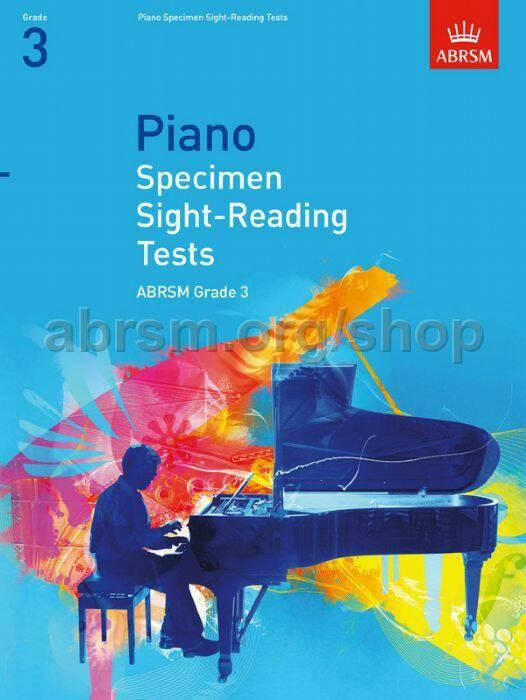 Foto Produk ABRSM Piano Specimen Sight Reading Tests Grade 3 dari WoodenBox