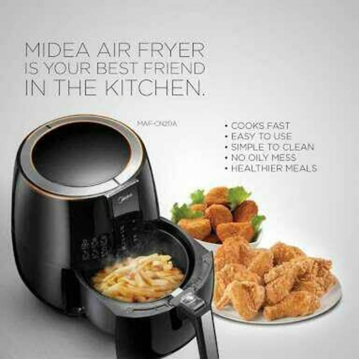 harga Midea air fryer mf cn20a ori garansi resmi/menggoreng tanpa minyak Tokopedia.com