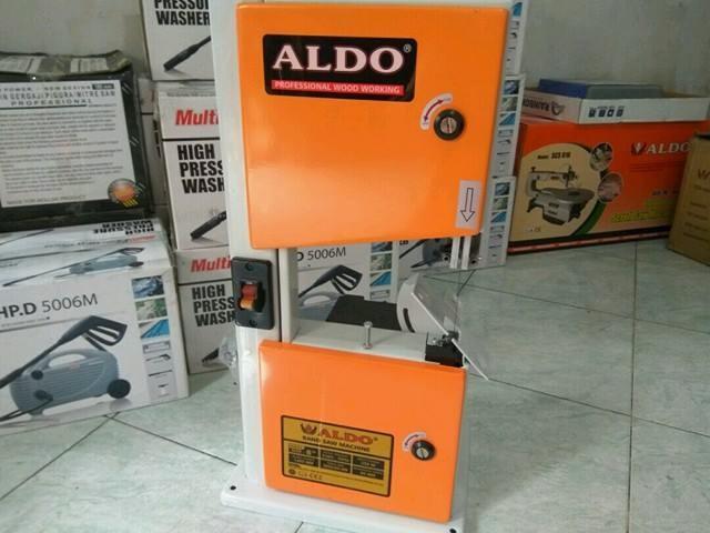 harga Band saw aldo 8  mesin gergaji kayu bandsaw 200mm mesin ukir besar Tokopedia.com