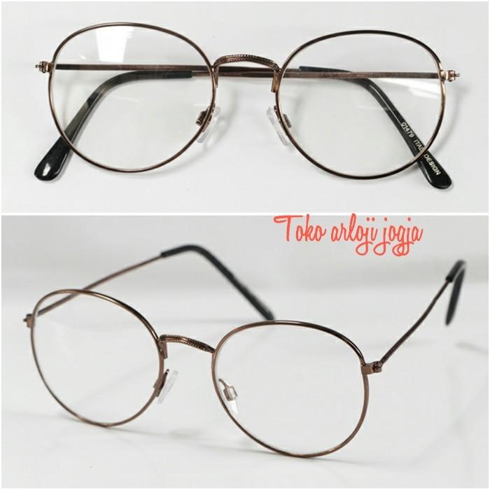 Kacamata Sunglasses Frame Pria   Wanita Korea Cute - Daftar Harga ... acba7069b8