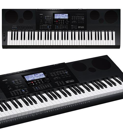 harga Keyboard casio wk 7600 / casio wk7600 / wk-7600 + sd card Tokopedia.com