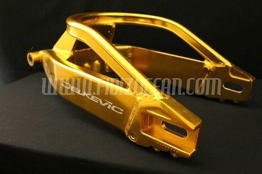 harga Swing arm delkevic ninja 250 r/fi/z gold Tokopedia.com