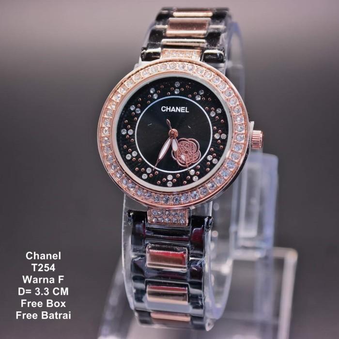 harga Jam tangan wanita / jam tangan murah chanel rosela fashion five color Tokopedia.com