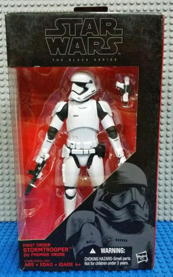 harga Hasbro stormtrooper star wars black series original starwars figure Tokopedia.com