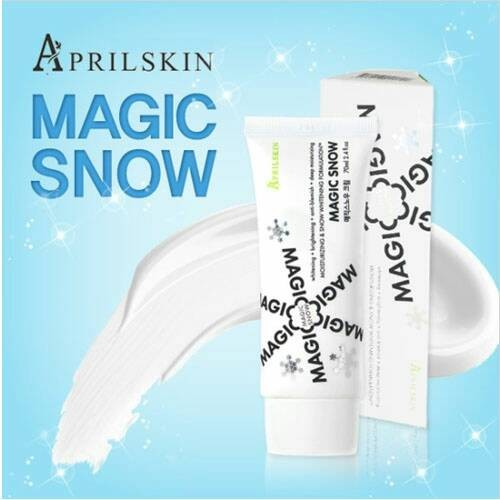 harga April skin magic snow cream Tokopedia.com