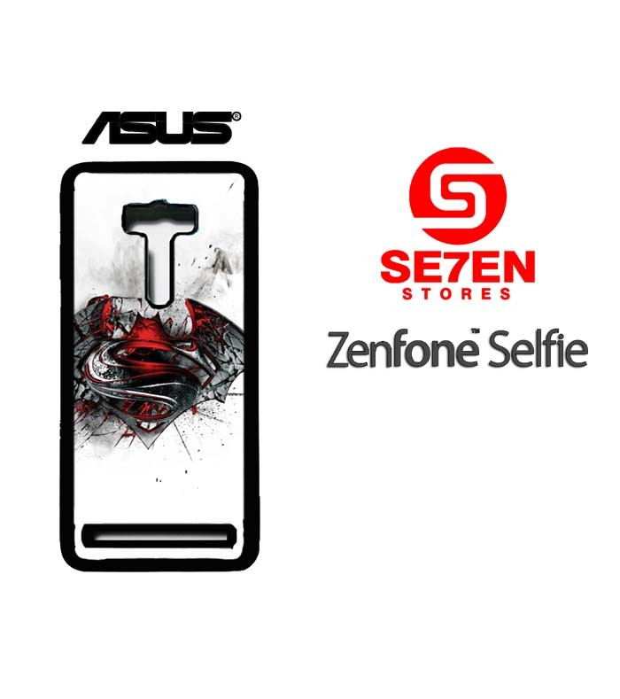harga Casing hp zenfone selfie batman v superman logo custom hardcase Tokopedia.com
