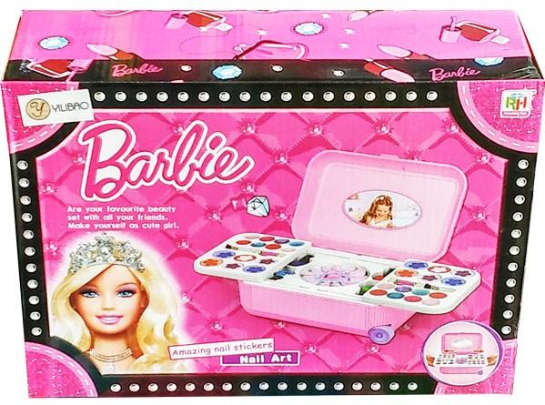 harga Barbie fashion nail art koper mainan make up Tokopedia.com