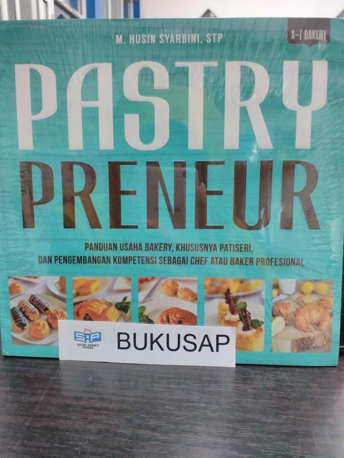 harga Buku pastry preneur - vz Tokopedia.com