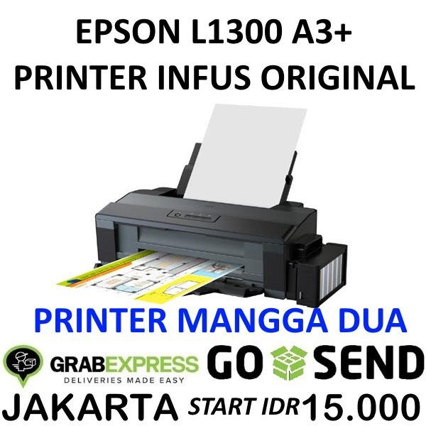 harga Epson l1300 a3 printer infus original Tokopedia.com
