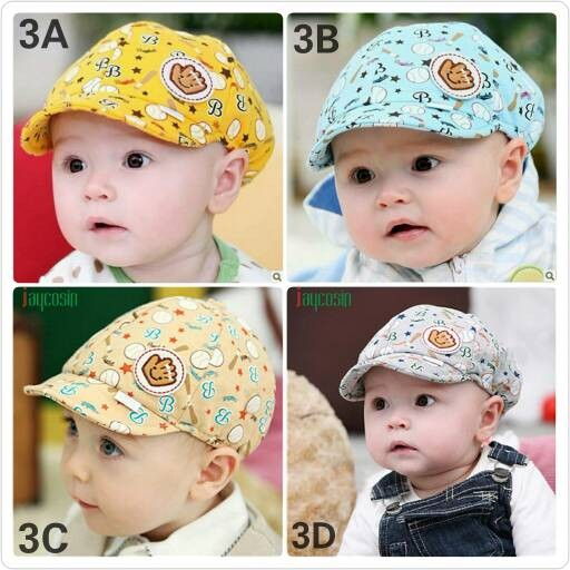 Topi Bayi   Topi Anak   Topi Pet   Topi Baseball   Baby Hat 96afdb3dd1