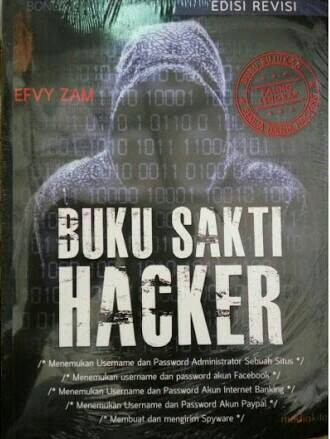 Ebook Buku Sakti Hacker