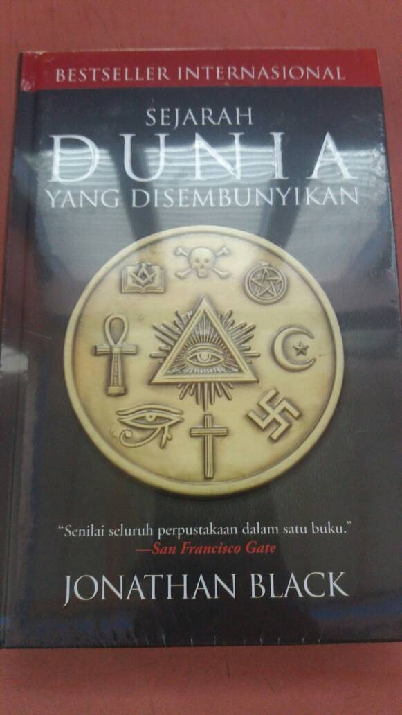 harga Buku sejarah dunia yang disembunyikan / jonathan black / pustaka alvab Tokopedia.com