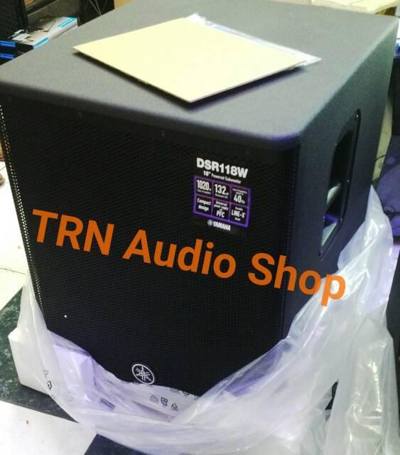 harga Subwoofer aktif yamaha dsr 118 aktif sepasang original garansi resmi Tokopedia.com