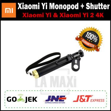 ORIGINAL Xiaomi Yi Monopod / Tongsis with Bluetooth Remote / Shutter