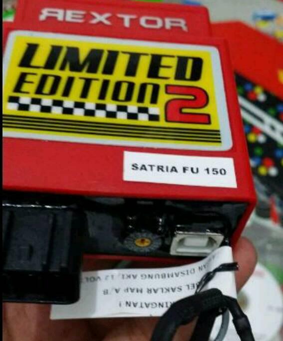 harga Cdi rextor limited edition 2 satria fu aho Tokopedia.com