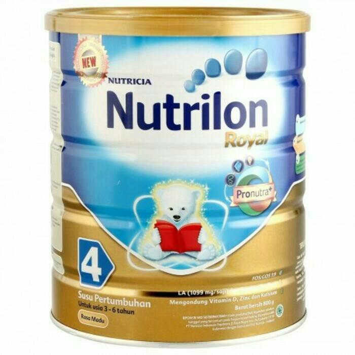 Nutrilon Royal 4 Madu/Honey 800 gr