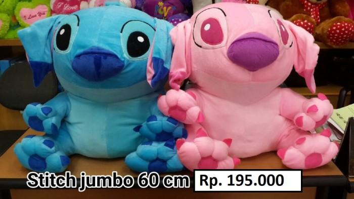 List Harga Boneka Stitch Jumbo Ukuran Terbaru November 2018 39e0ec629e