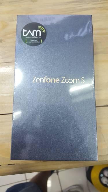 Asus zenfone zoom s ze553kl ram 4/64 garansi resmi