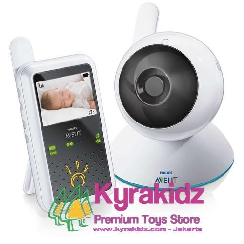 harga Kyrakidz philips avent digital video monitor scd600 Tokopedia.com