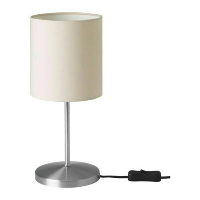 harga Ikea ingared lampu meja tinggi 30 cm krem Tokopedia.com