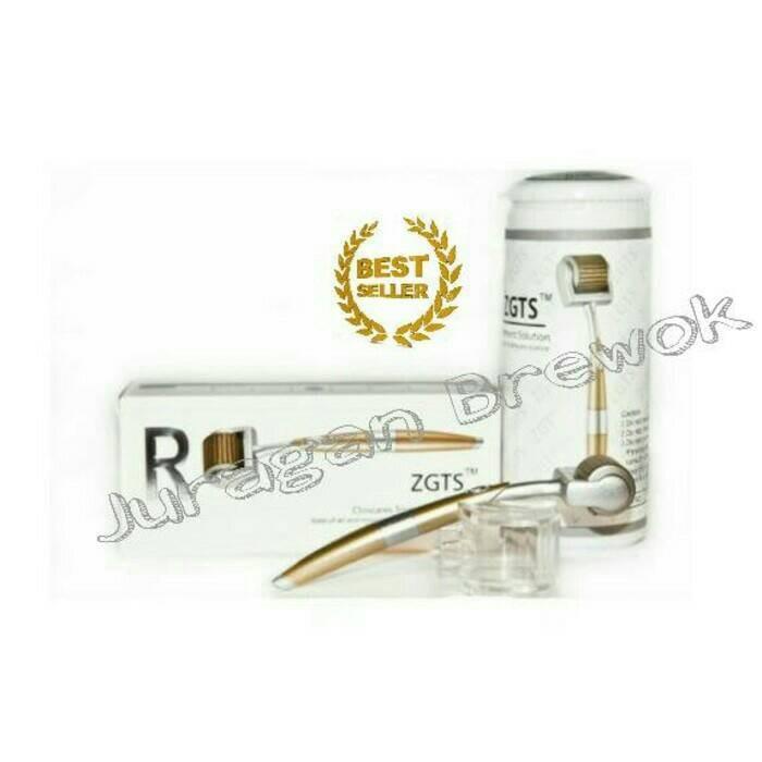 harga Dermaroller stainless steel roller zgts Tokopedia.com