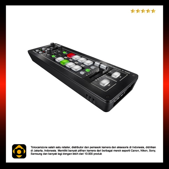 harga Video mixer roland v-1hd / v1hd portable 4 x hdmi input switcher Tokopedia.com