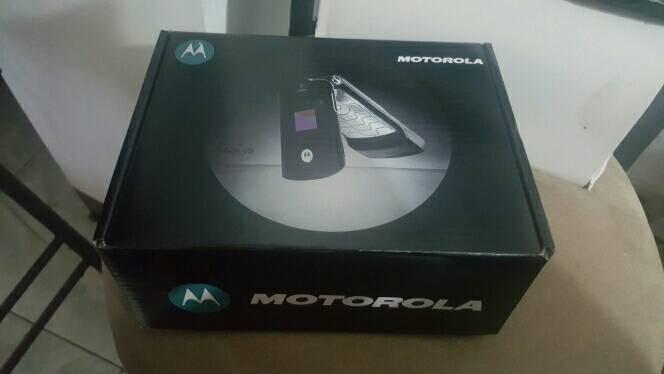 Foto Produk Motorola RAZR V3 Black dari Impor Lokal