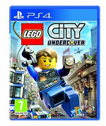 harga Ps4 lego city undercover new reg 3 r3 region asia bnib Tokopedia.com