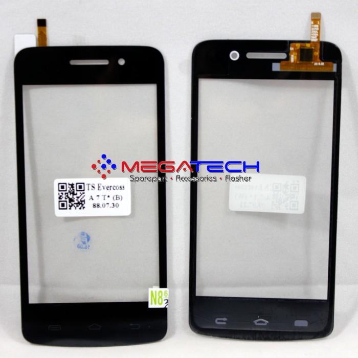 Touchscreen - ts evercoss a7t* white