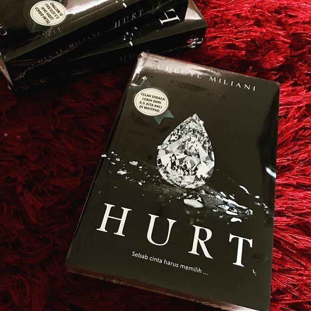 harga Novel Hurt (checyl Meiliani) Tokopedia.com