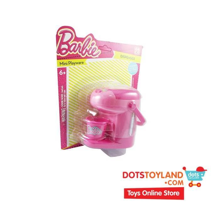 harga Barbie mini playware dispenser by emco 0850 - aksesoris barbie Tokopedia.com