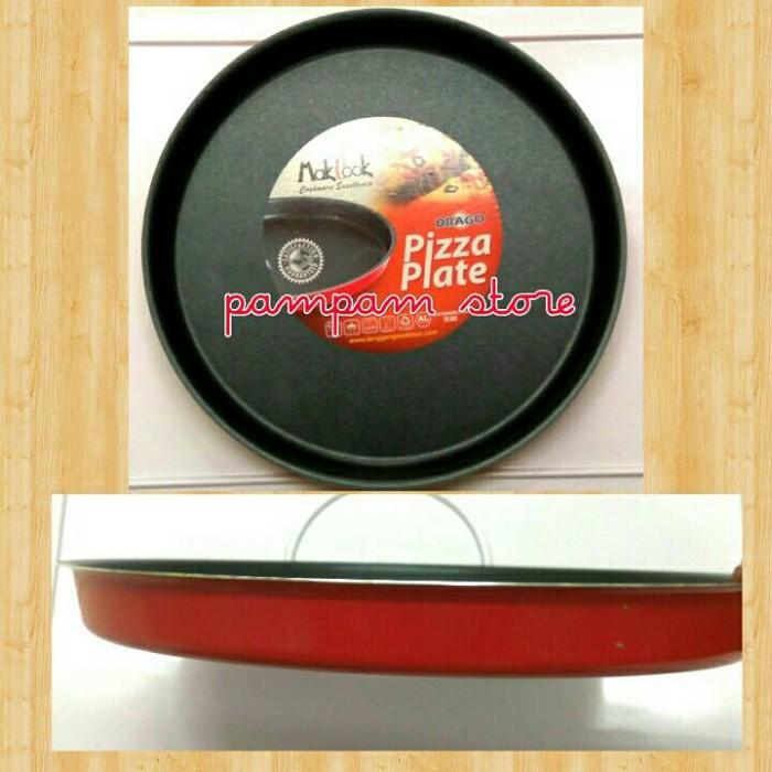 harga Pan teflon pizza - loyang pizza - pizza plate - pan pizza Tokopedia.com