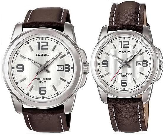 harga Jam tangan casio couple kulit casio original mtp ltp 1314l Tokopedia.com