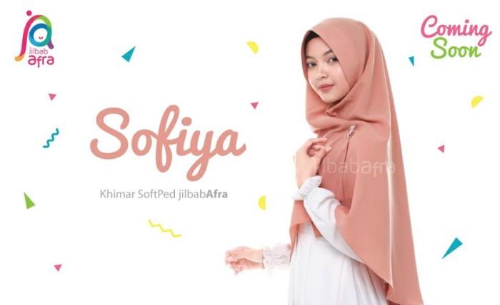 harga Sofiya khimar softped | jilbab afra Tokopedia.com