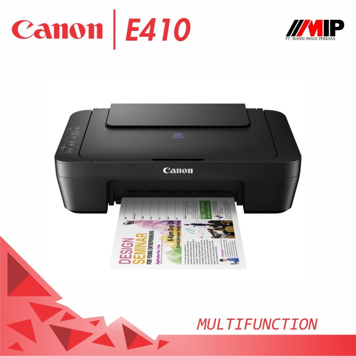 harga Printer ink jet canon pixma e410 murah multifungsi Tokopedia.com