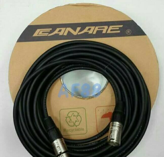 Foto Produk kabel mic 5meter XLR 3pin original dari Af88